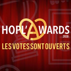 Hopl'Awards 2020